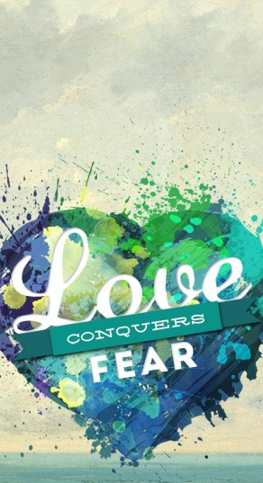 Love Conquers Fear Sidebar